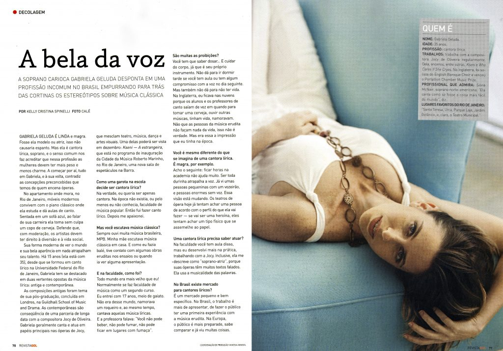 Kelly Cristina | Revista Gol